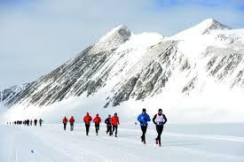 Ice Marathon, Antarctica